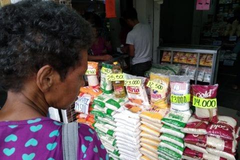 costo de alimentos casi se duplicó   ofertas de alimentos en Caracas