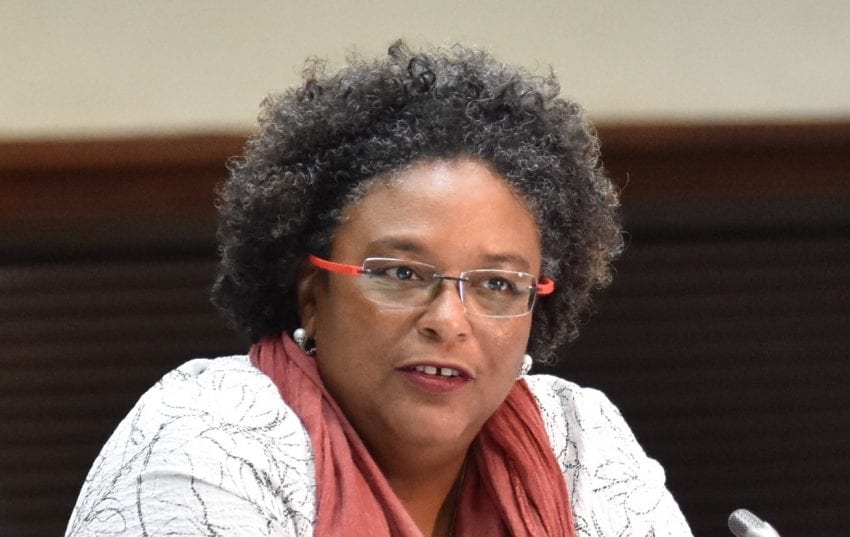 Barbados | Mia Mottley
