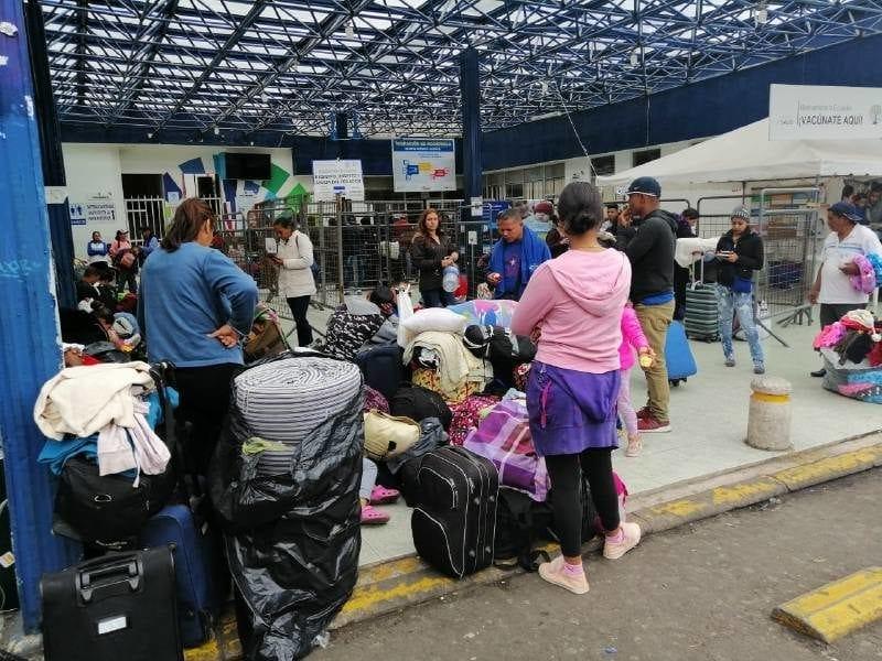 Ecuador activó este miércoles servicio virtual para que venezolanos saquen visa humanitaria