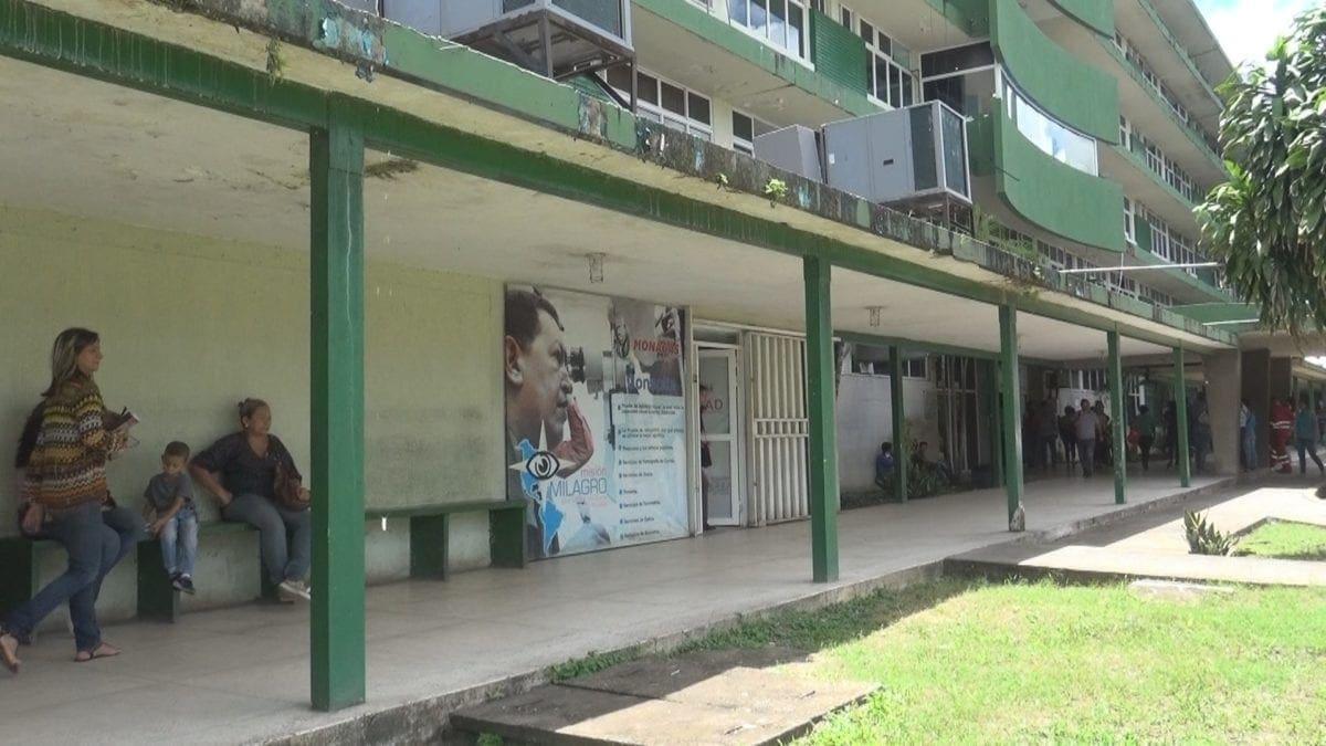hospital central demonagas
