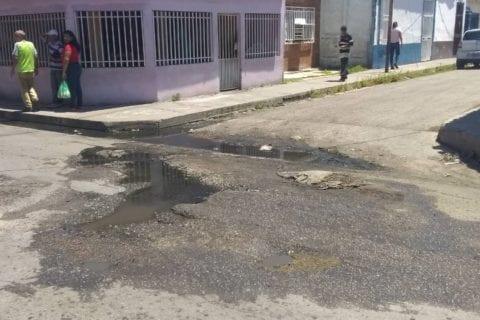 calles de cumaná intransitables