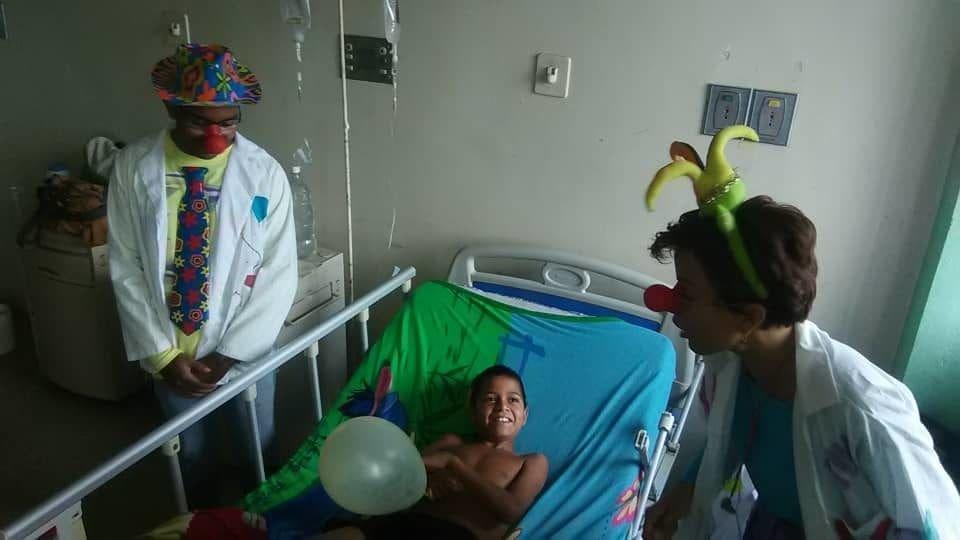 Payasa de hospital