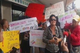 Familiares de mineros en Tumeremo exigen justicia por más de 400 desapariciones