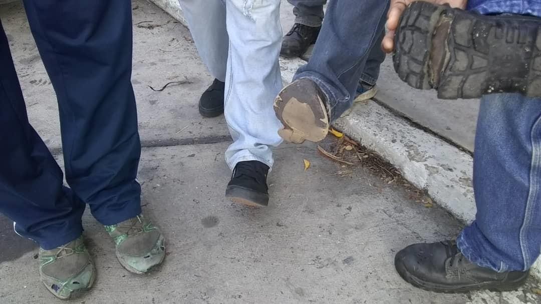 trabajadores de cavim