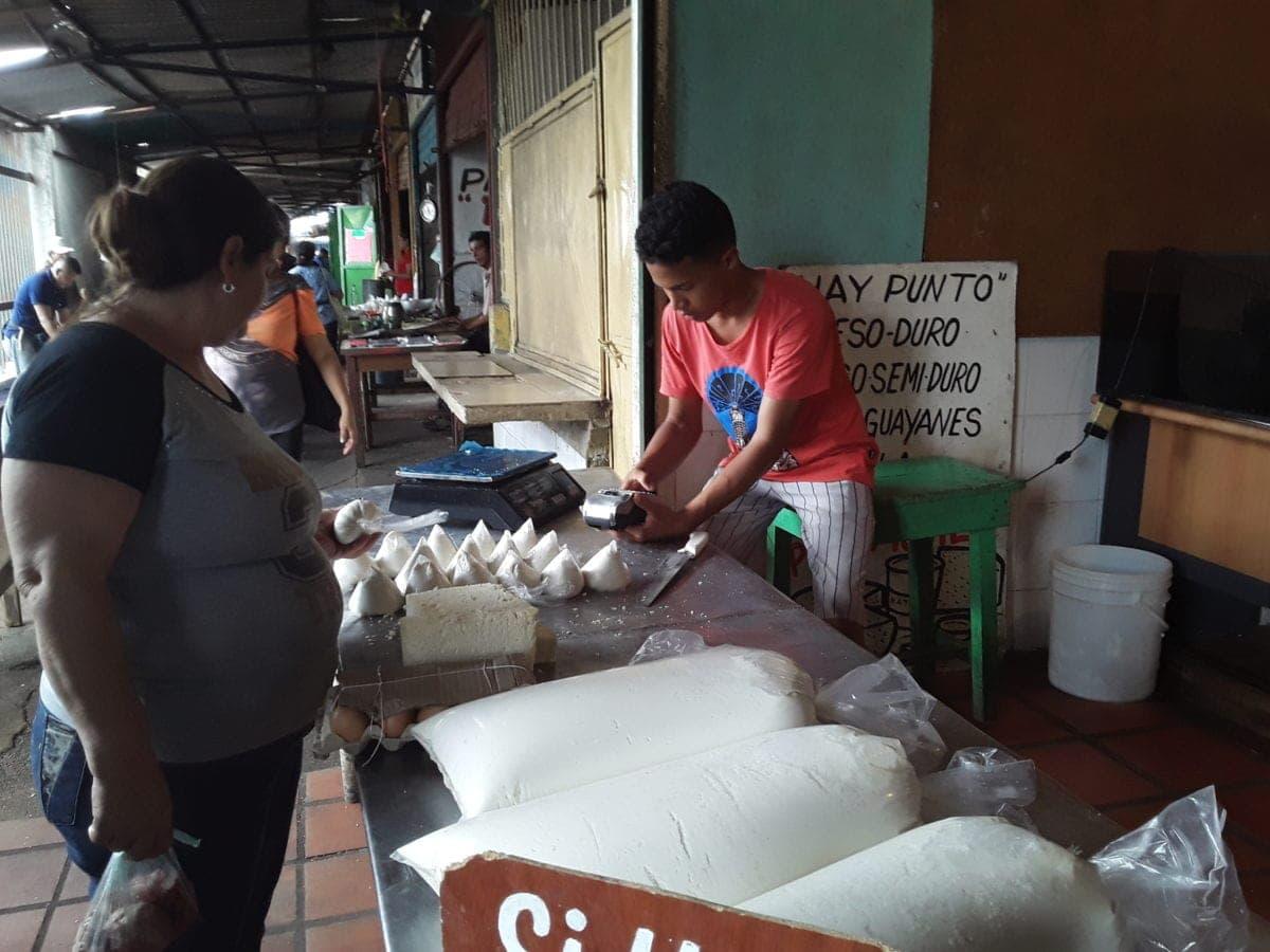 mercado municipal de maturín