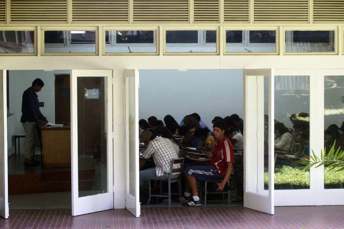 La Opsu volverá a tomar la mayor parte de los cupos de las universidades-bachilleres-ucv