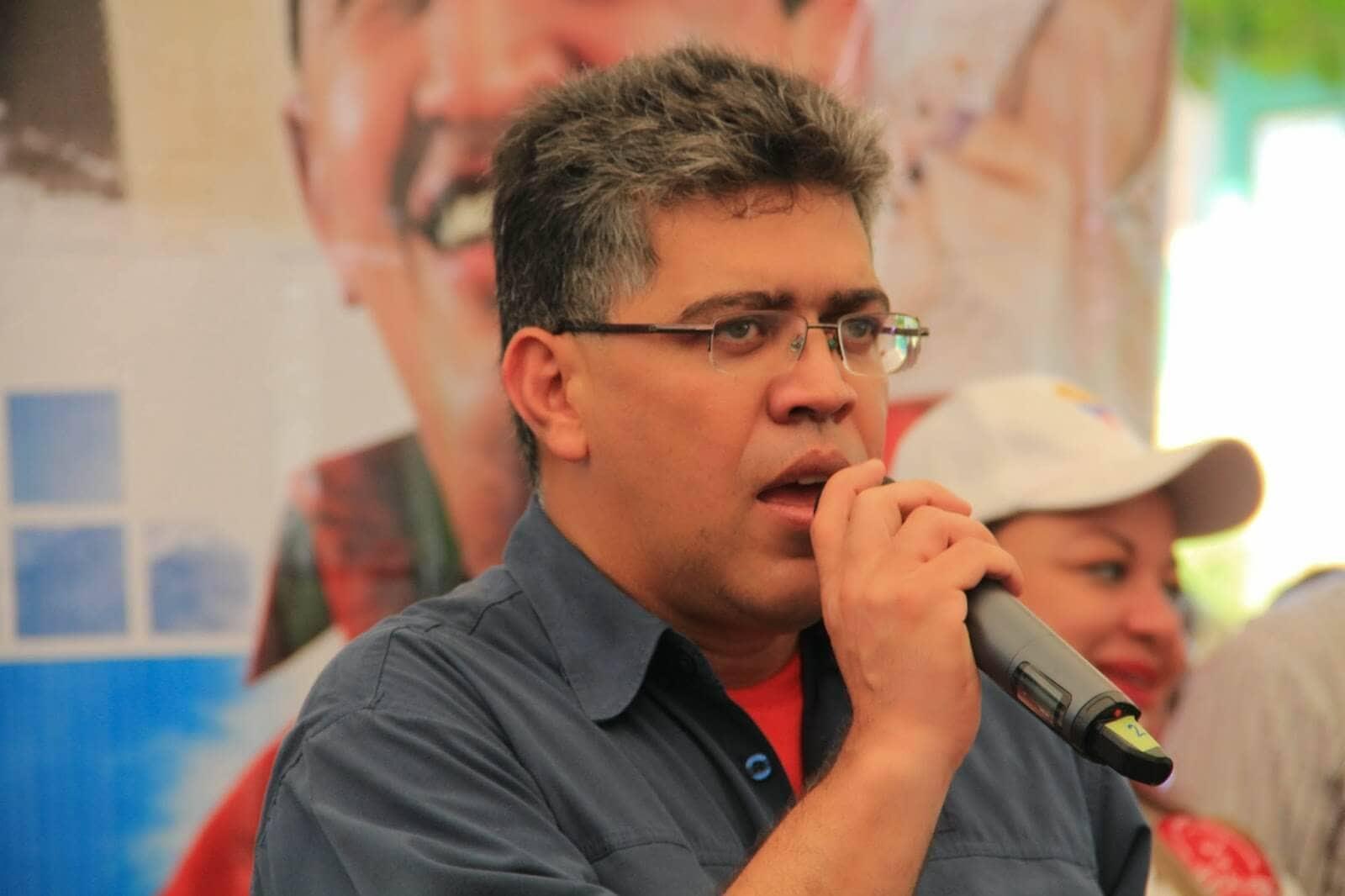Elias Jaua dijo que las primarias del domingo son precalentamiento/ Foto HoyVenezuela.info