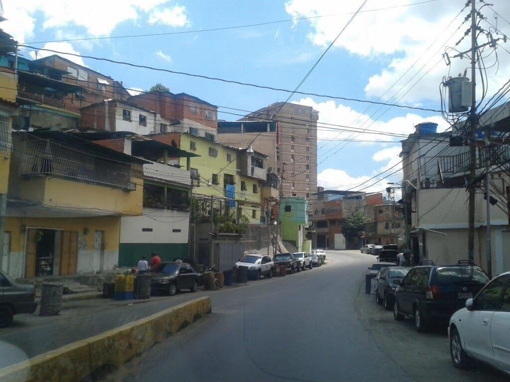 Las calles no estaban minadas de funcionarios, como este lunes. Crónica.Uno/Yohana Marra