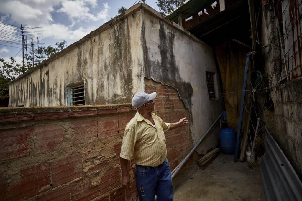 Barrio Los Unidos, Carretera Vieja de Los Teques. Macarao. 29 de Julio de 2015. Cristian Hernández/Crónica Uno