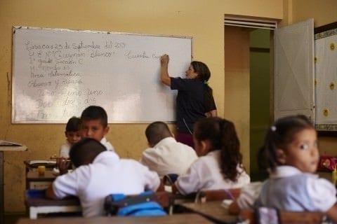 educadores de Carabobo