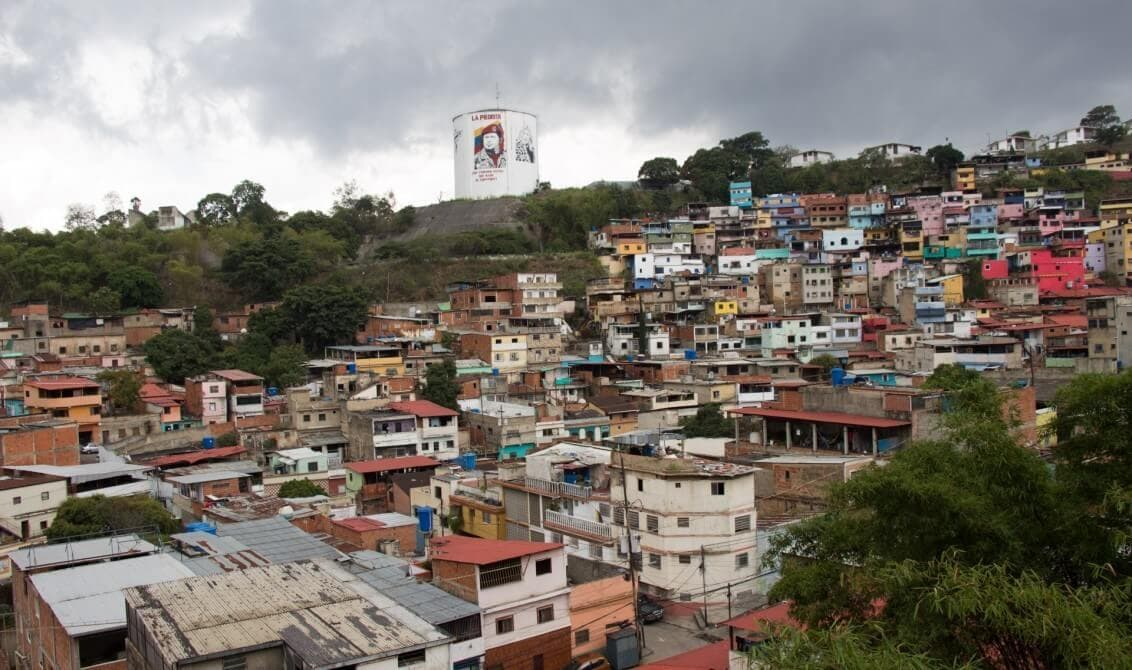 galpón/Caracas
