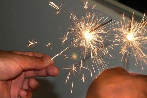 artificios pirotécnico