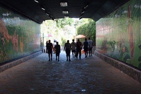 El Ávila se convirtió en un riesgo para los deportistas por culpa de la inseguridad