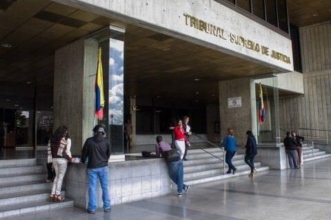 TSJ reabre tribunales