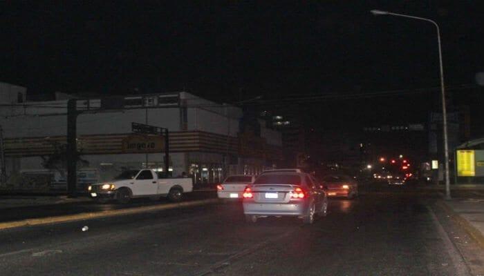 Táchira sigue con apagones pese a anuncios de Motta Dominguez de suspensión de racionamiento