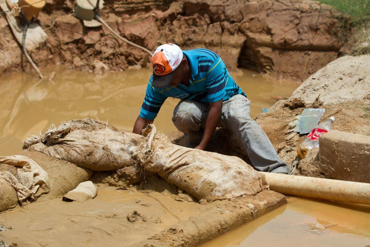 Comisión de Ambiente de la AN iniciará una campaña contra el decreto del Arco Minero