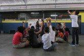 Niños de Antímano festejan su día en el parque social de la UCAB