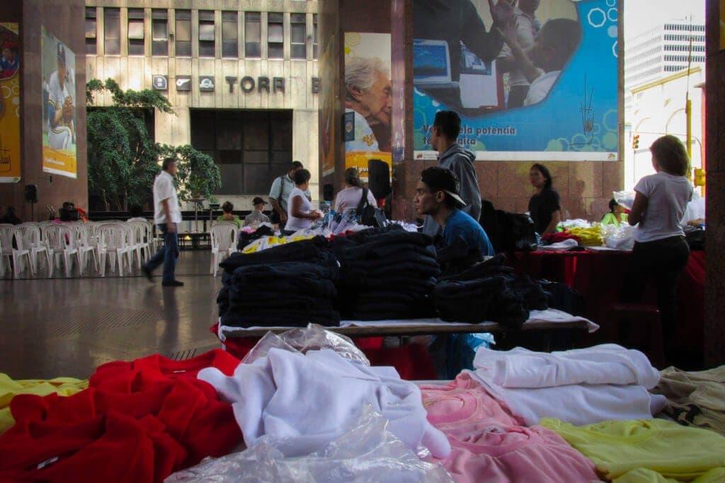El presupuesto en las ferias del Estado llega a los 45 mil bolívares Foto: Crónica Uno / Mariana Mendoza