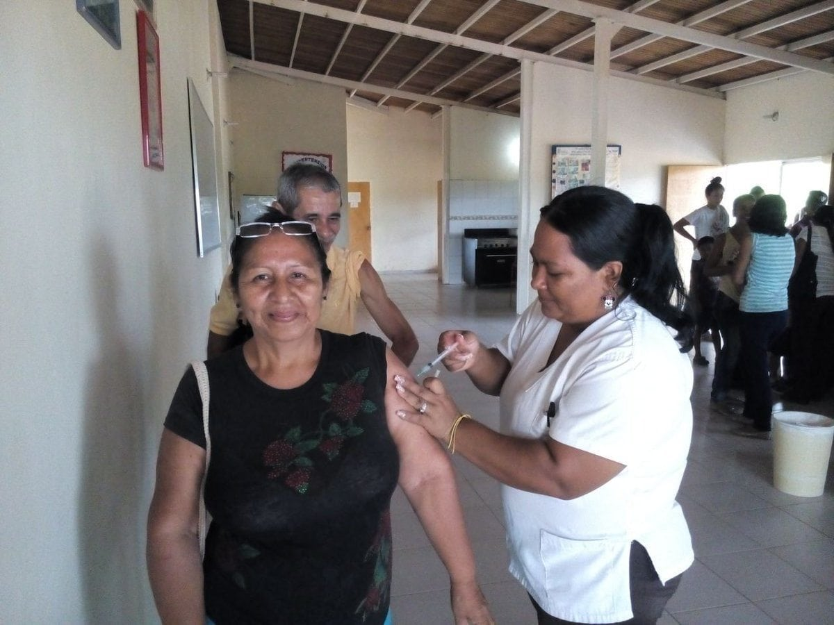difteria en bolívar-difteria en el continente