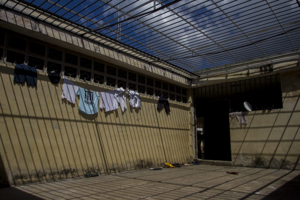 embarazadas detenidas