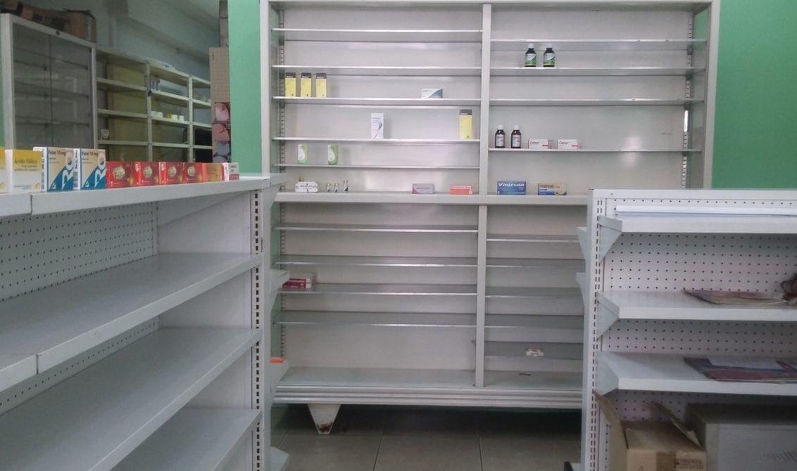 En año y medio han cerrado 125 farmacias a escala nacional