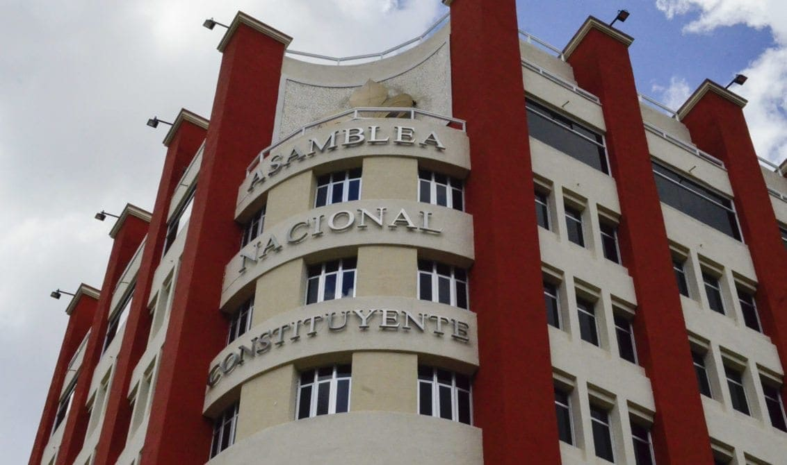 Edificio Asamblea Nacional Constituyente