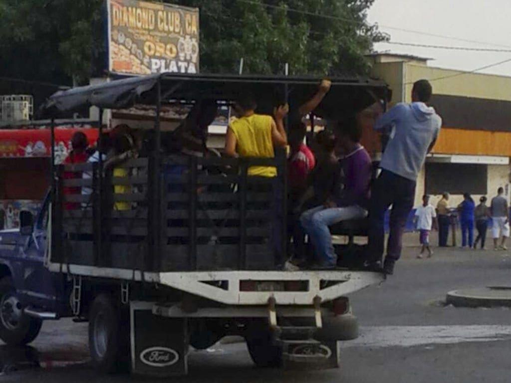 Transporte Zulia