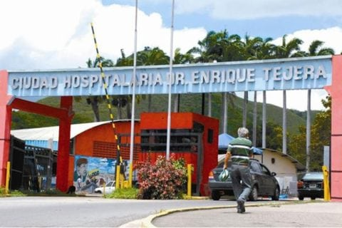 ciudad hospitalaria enrique tejera