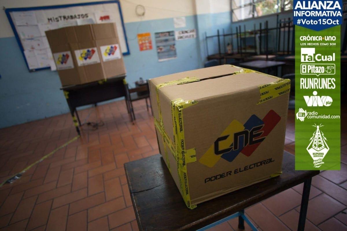 Foto referencial para las notas de las elecciones regionales