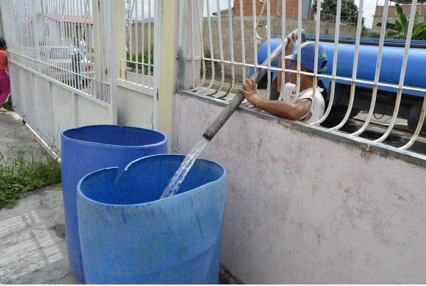 Crisis de agua