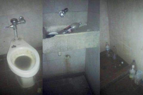 baños, hospital, maracaibo