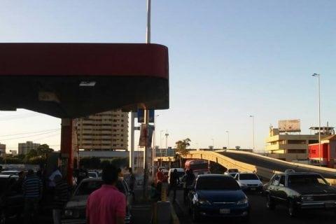 estaciones de servicio Maracaibo