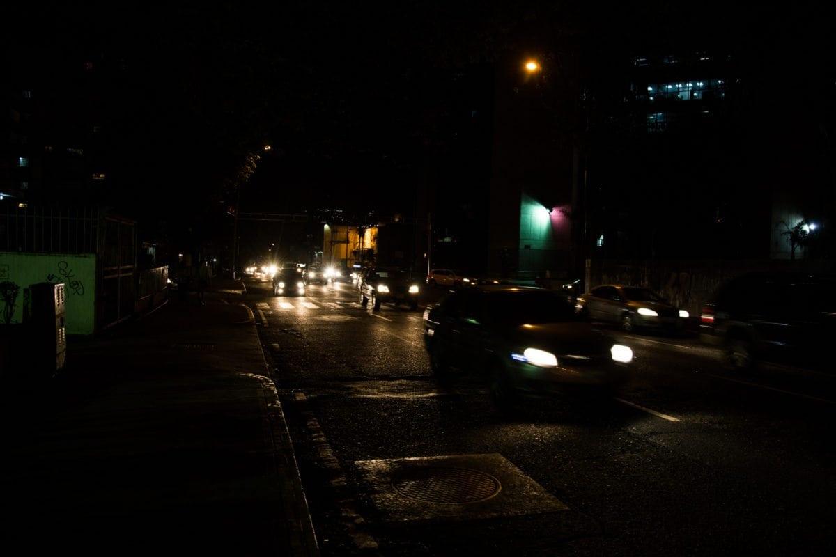 Conductor asesina a joven zuliano en protesta por fallas eléctricas