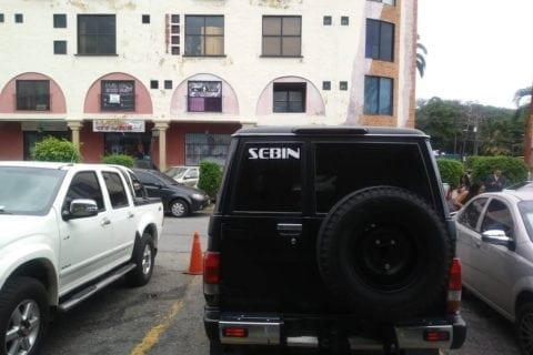 sebin/funcionario del