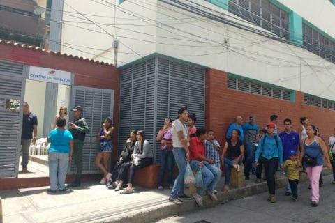 Denuncian que miembros del PSUV intentan usurpar a testigos de otros partidos