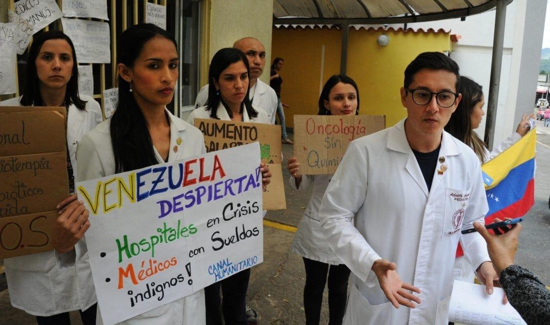 Salud | médicos lusovenezolanos