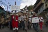 procesión de las cruces   la vega
