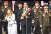 Gobierno asegura que hubo un atentando en contra del Presidente Maduro