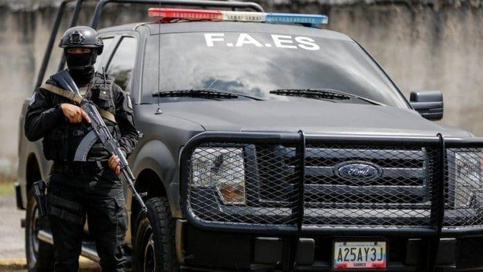 faes/las FAES/ajusticiamientos