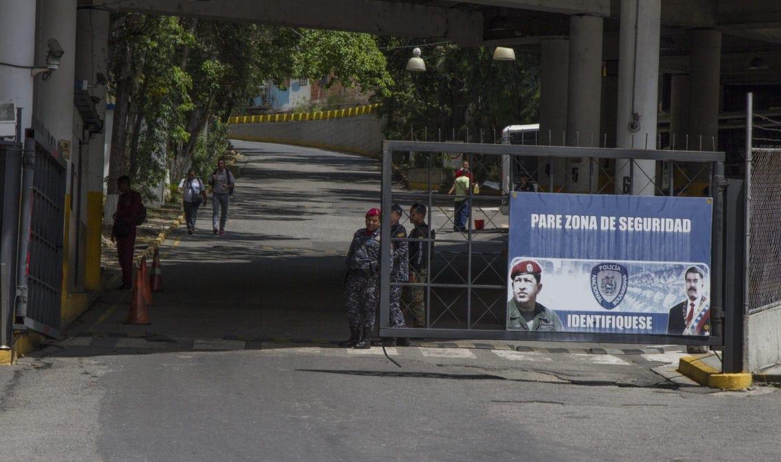 Entorno de Juan Guaidó
