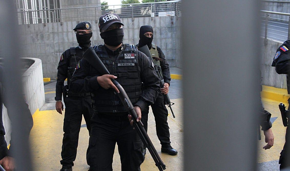 detenciones y allanamientos