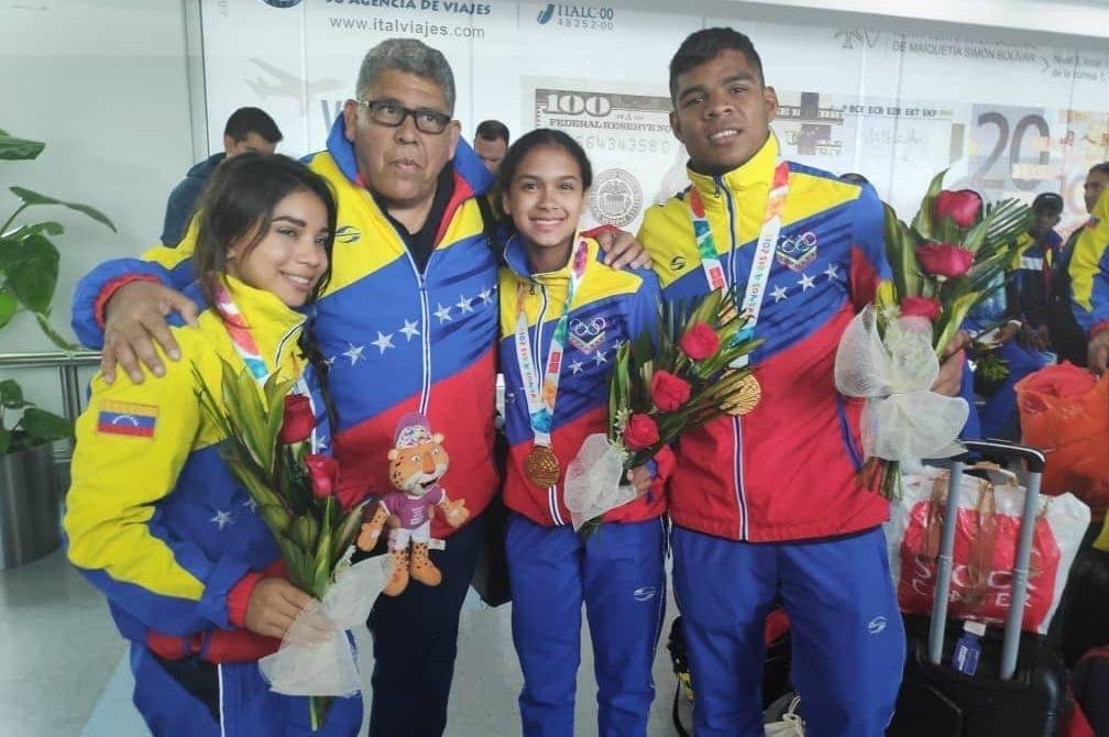 buenos aires | atletas venezolanos