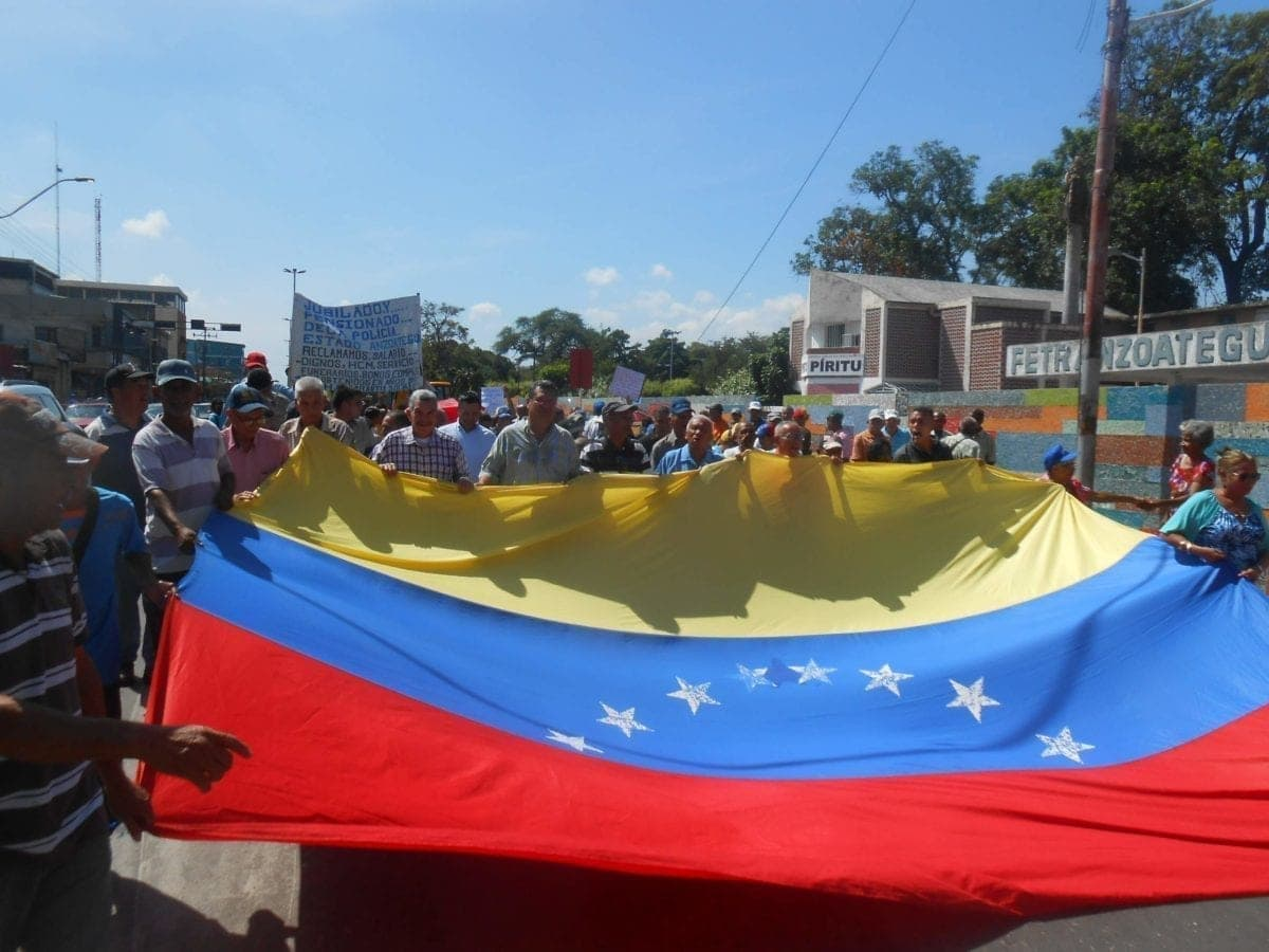 frente amplio | protesta trabajadores