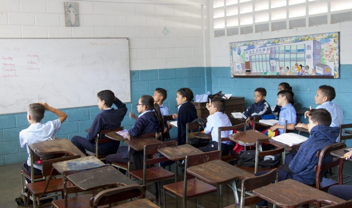 Sector educativo