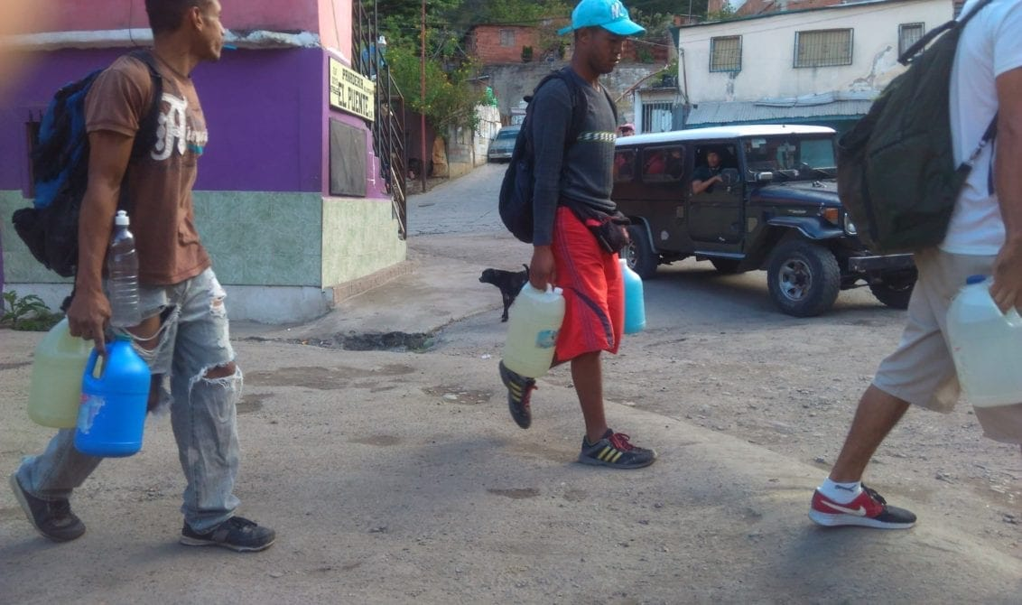 chamba juvenil | cloreros
