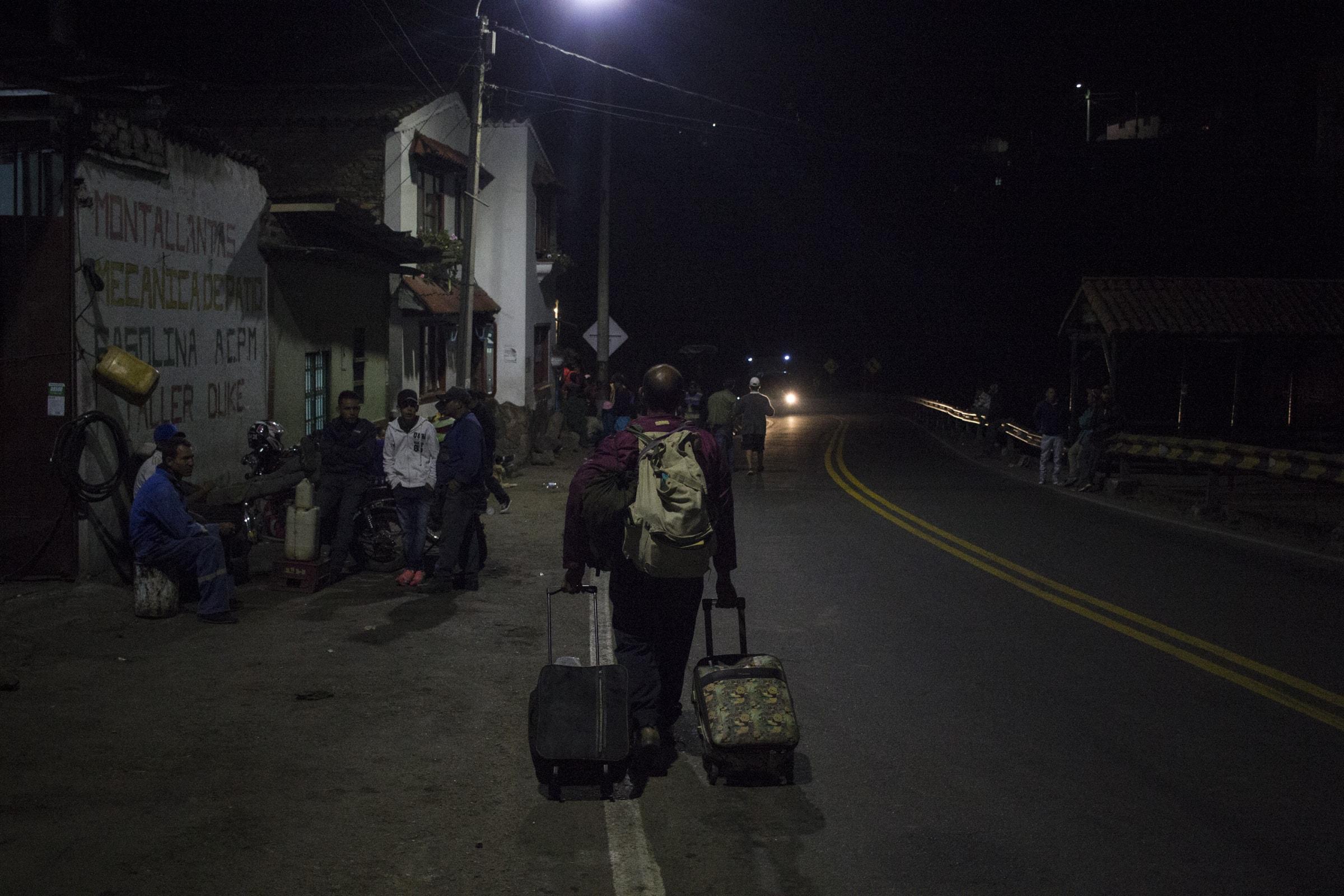 visa a venezolanos-refugiados
