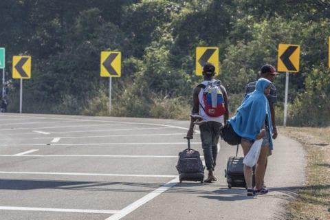 migrantes venezolanos-nacionalidad