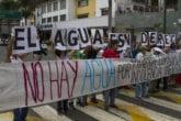 derechos ambientales el agua no llega