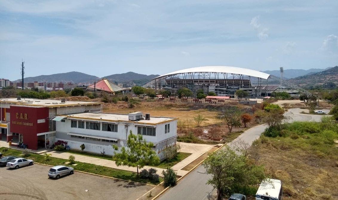 Falta de recursos para el deporte en Anzoátegui