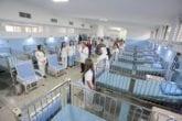Emergencia pediátrica del Hospital central de Maracay